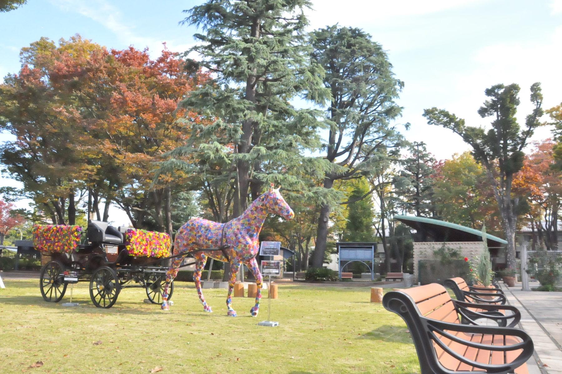Autumn 8 Colors Fest produced by Nicolai Bergmann Flowers & Design