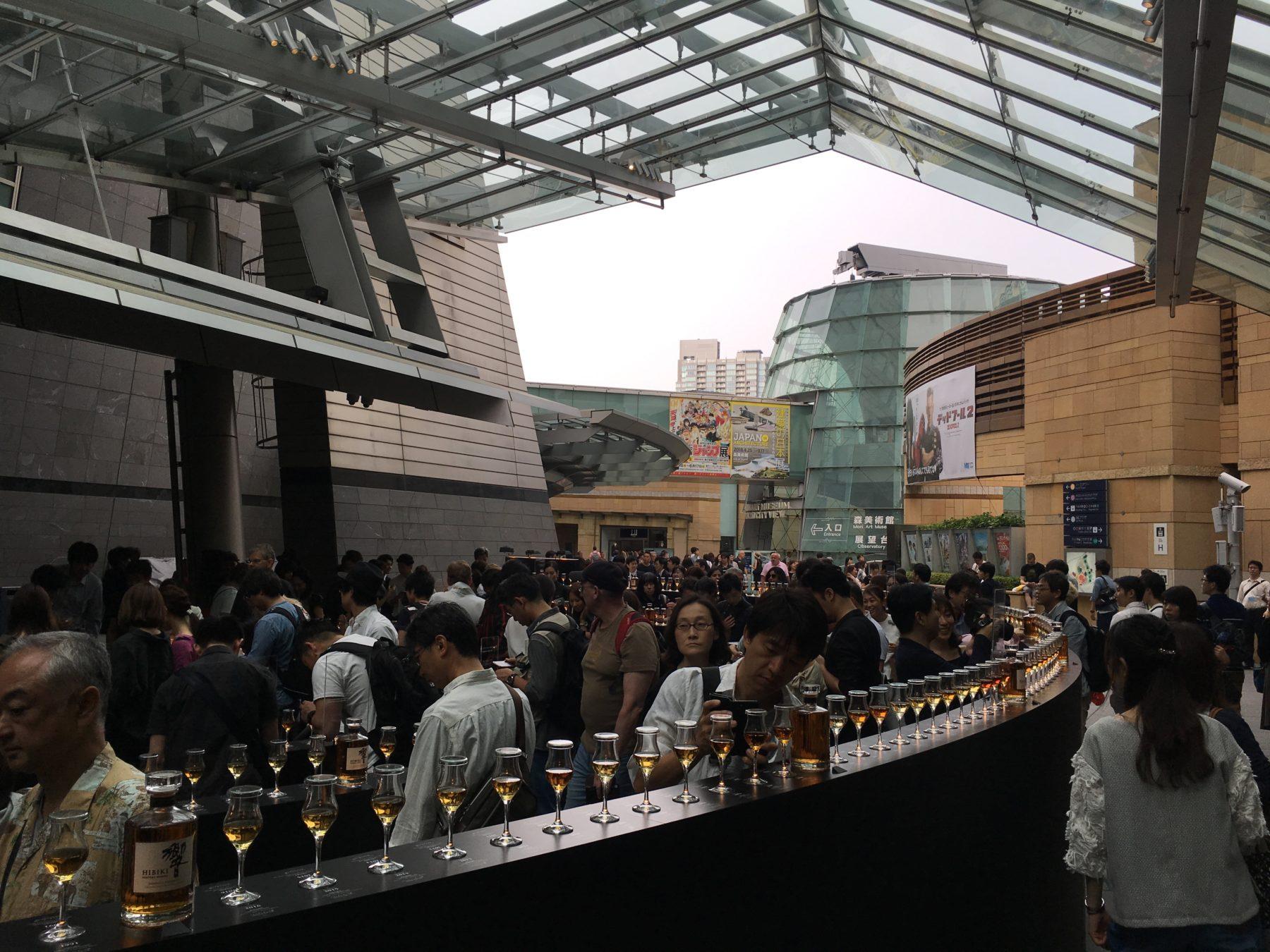 Roppongi Art Night 2018