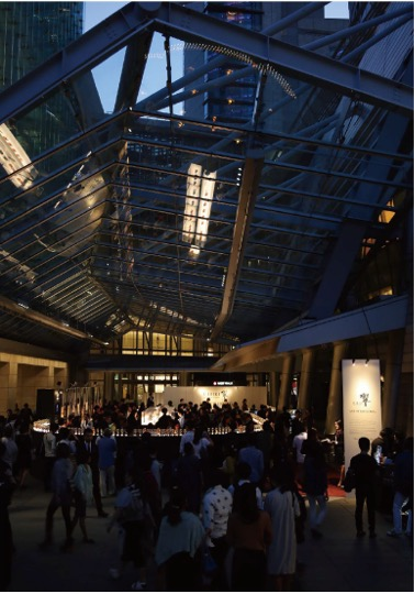 Roppongi Art Night 2017